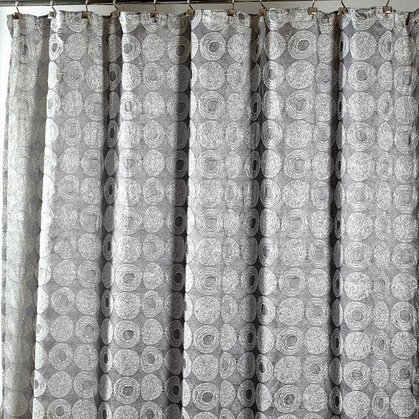 Avanti Galaxy Fabric Shower Curtain, Avanti Shower Curtain