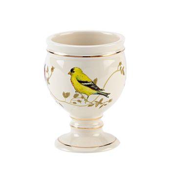 Avanti Gilded Birds Tumbler
