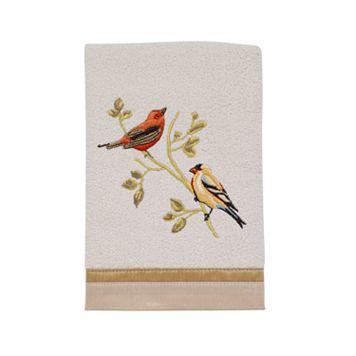 Avanti Gilded Birds Hand Towel
