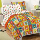Dream Factory Silly Monsters Bed Set