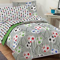 Dream Factory Soccer Bed Set