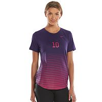 Women's Nike Dri-FIT Blend Graphic Crewneck Tee