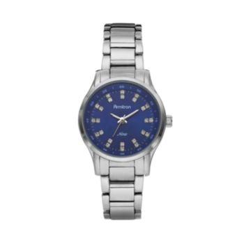 Armitron NOW Women's Crystal Watch - 75/5100BLSV