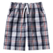 Jumping Beans® Plaid Shorts - Toddler Boy