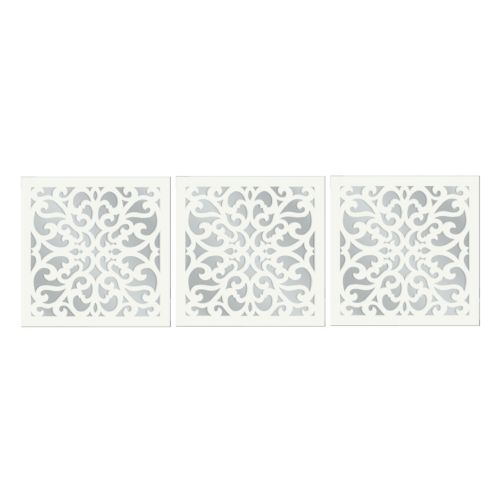 3-piece Vine Wall Mirror Set