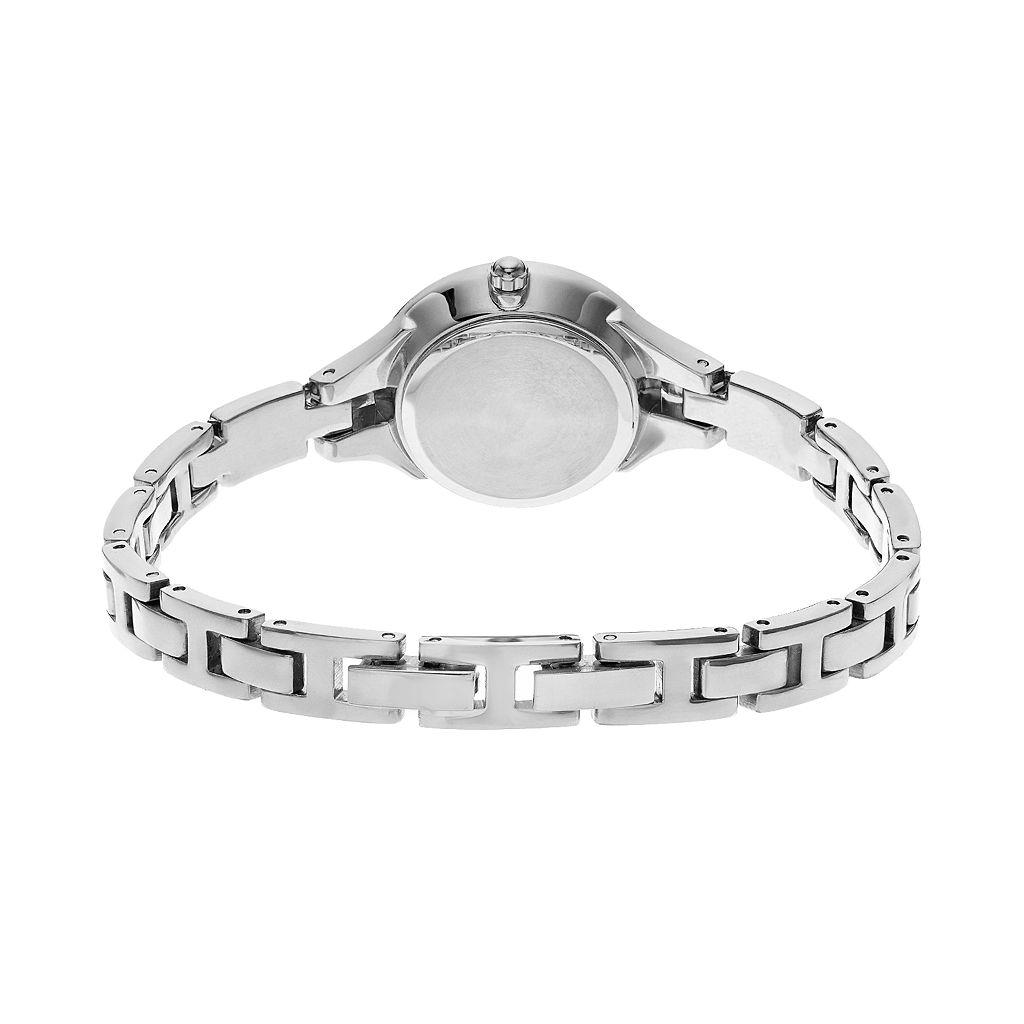 Armitron Women's Crystal Watch - 75/5237SVSV