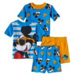 Disney's Mickey Mouse Sunglasses Pajama Set - Toddler Boy
