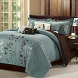 Chic Home Bliss Garden 8-pc. Comforter Set