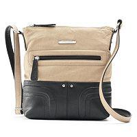 Stone & Co. Fiona Leather Crossbody Bag