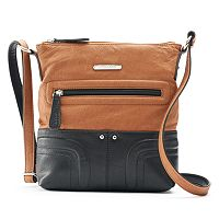 Stone & Co. Fiona Leather Crossbody Bag