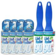Household Essentials 2-pk. Cedar Fresh Lint Rollers with 4 Lint Roller Refills