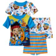 Disney's Jake & the Neverland Pirates Pajama Set - Toddler Boy