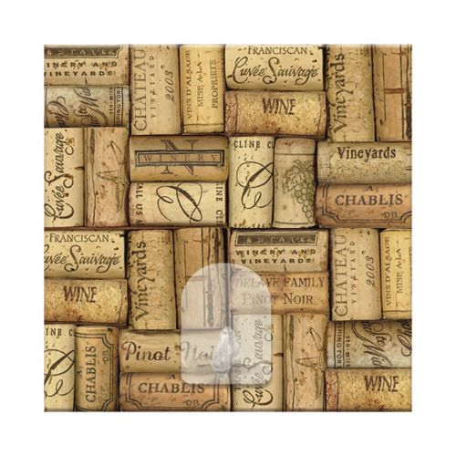 Wine Corks Hook Wall Decal
