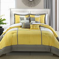 Dorchester 8 pc Comforter Set