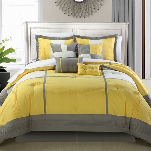 Dorchester 8-pc. Comforter Set