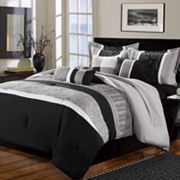 Euphoria 8 pc Comforter Set