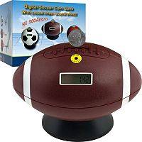 Football Digital Coin Counting Bank