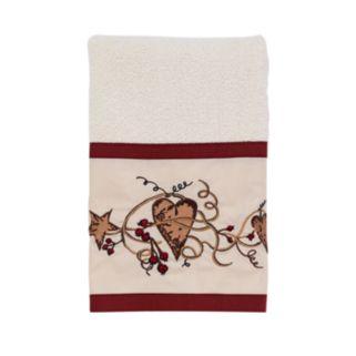 Avanti Hearts and Stars Hand Towel