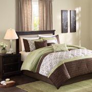 Madison Park Lindan 7 pc Comforter Set