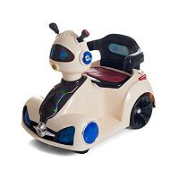 Lil' Rider Space Rover Ride-On Car