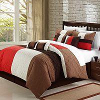 Zinfandel 8-pc. Comforter Set