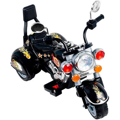 Rockin' Rollers Boss Chopper Trike Ride-On