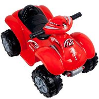 Rockin' Rollers Rally Racer 4x4 ATV Ride-On