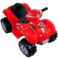 Rockin' Rollers Rally Racer 4x4 ATV Ride-On