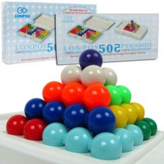 Lonpos 3D 505 Brain Intelligence Game