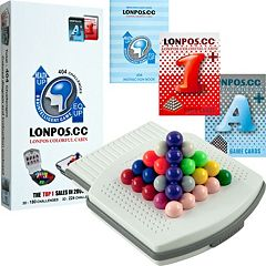 Lonpos 404 Brain Intelligence Puzzle Game