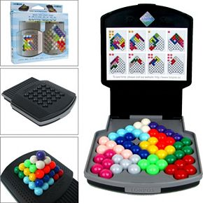 Lonpos Colorful Cabin 066 Brain Intelligence Game