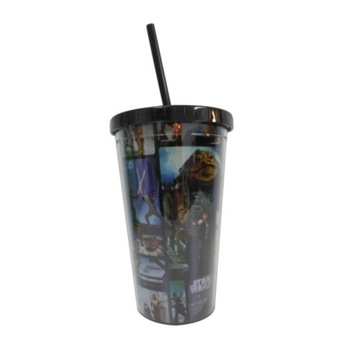 Star Wars Grid Tumbler
