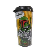 Star Wars Boba Fett Travel Mug