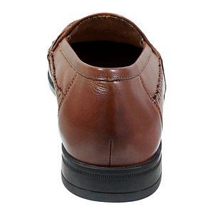 Nunn Bush Strafford Woven Men?s Slip-on Tassel Loafer