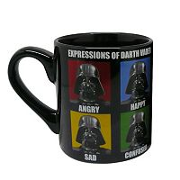 Star Wars Darth Vader Expressions Mug