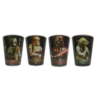 Star Wars 4-Pack Toothpick Holder Set