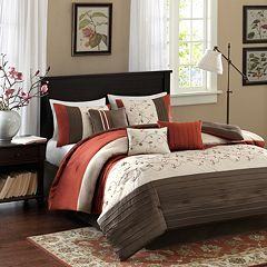 Madison Park Mandara 7-pc. Comforter Set