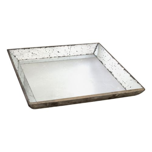 Mercury Glass Serving Tray by Kohl's