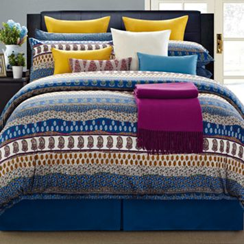EverRouge Aladdin 300-Thread Count 8-pc. Comforter Set