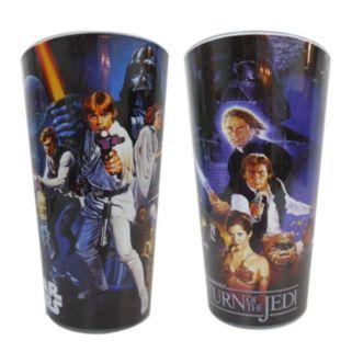 Star Wars: Episode VI Return of the Jedi Pint Glass Set