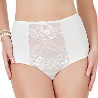 Parfait Sophia Lace High-Waist Brief 7451
