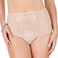 Parfait by Affinitas Sophia Lace High-Waist Brief 7451