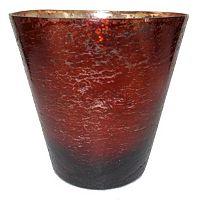 Glass Tealight Candleholder