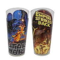 Star Wars: Episode V The Empire Strikes Back Pint Glass Set