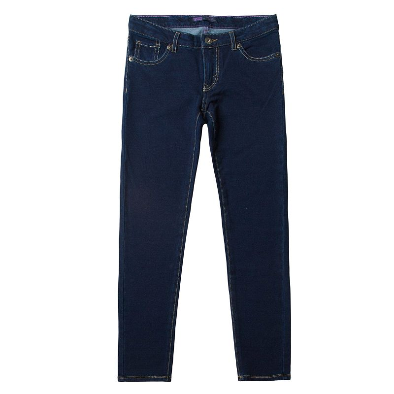 Levi's Knit French Terry Skinny Jeans - Toddler