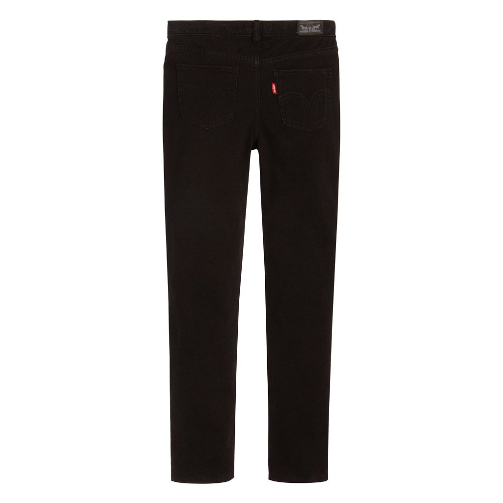 Girls 4-6x Levi's Knit French Terry Skinny Jeans