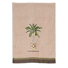 Avanti Banana Palm Bath Towel