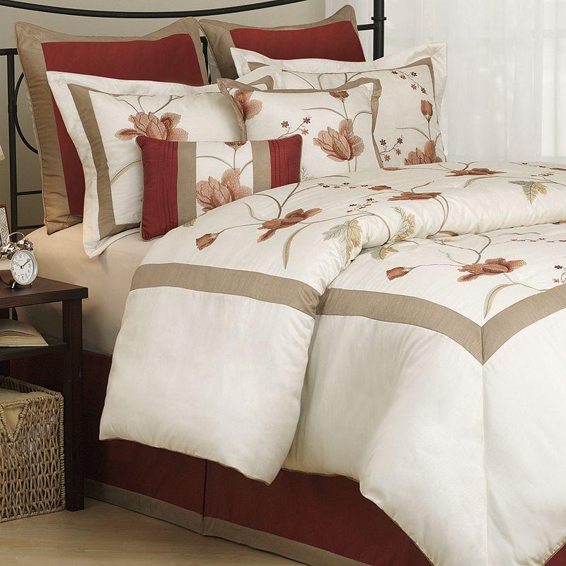 Cal King Floral Comforter Kohl S