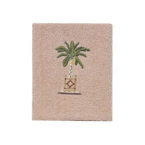 Avanti Banana Palm Washcloth