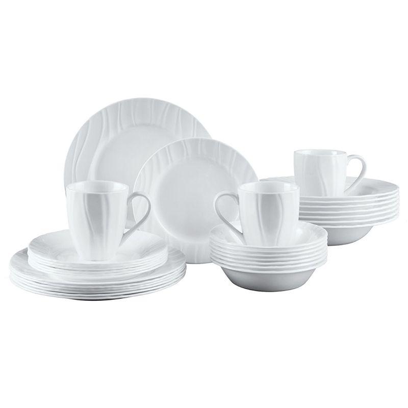 Corelle Boutique Swept 40-pc. Dinnerware Set  sc 1 st  Kohlu0027s & Corelle Boutique Swept 40-pc. Dinnerware Set | null